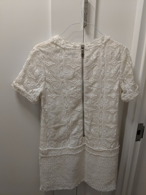 Rachel Zoe Embroidered Lace Pockets Dress Image 2
