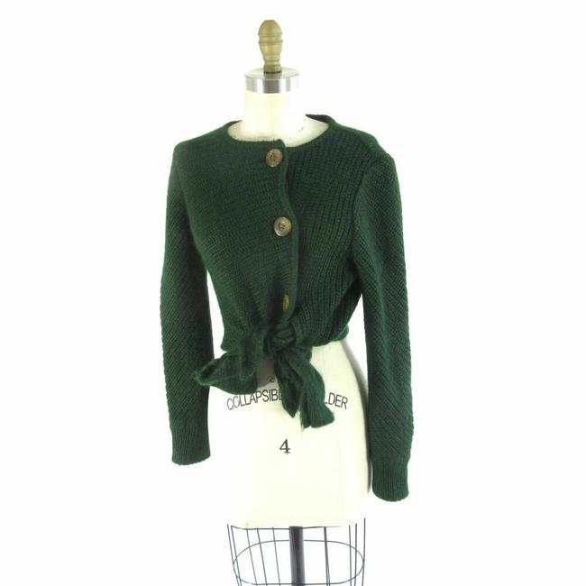 Preload https://img-static.tradesy.com/item/25432881/green-rare-japan-front-cropped-sweater-cardigan-size-4-s-0-0-650-650.jpg