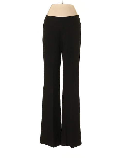 CAbi Wide Leg Trouser Relaxed Pants Black Image 0