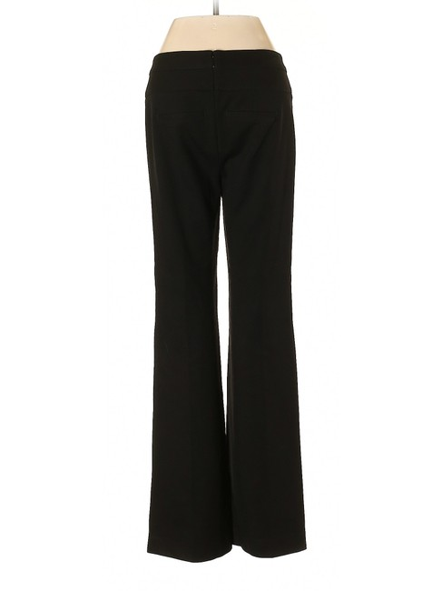 CAbi Wide Leg Trouser Relaxed Pants Black Image 1