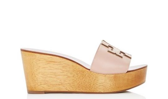 Tory Burch SEA SHELL PINK Wedges Image 2