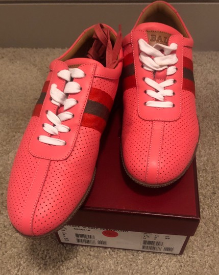 Bally Pink Athletic Image 1