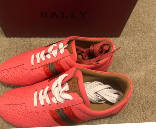 Bally Pink Athletic Image 2