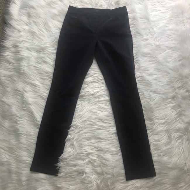 Theory Trouser Pants Navy Image 2