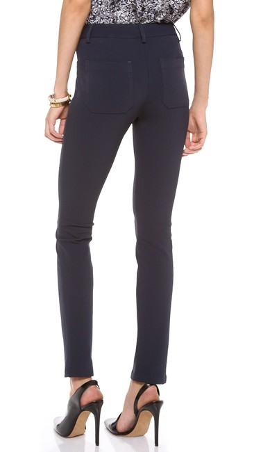 Theory Trouser Pants Navy Image 1