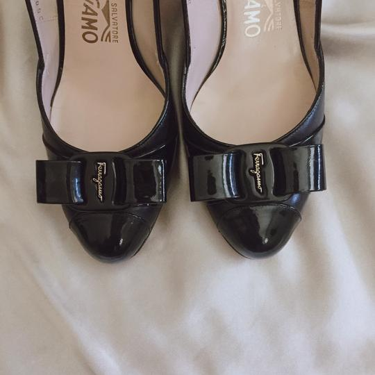Salvatore Ferragamo black Pumps Image 2