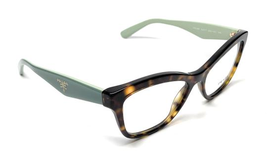 Prada WOMEN'S AUTHENTIC FRAME 52-17 Image 1