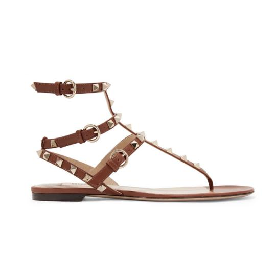 Preload https://img-static.tradesy.com/item/25433755/valentino-rockstud-gladiator-leather-sandals-size-eu-40-approx-us-10-regular-m-b-0-0-540-540.jpg