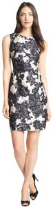 Kate Spade Floral Abstract Sleeveless Dress