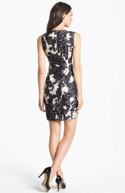 Kate Spade Floral Abstract Sleeveless Dress Image 2