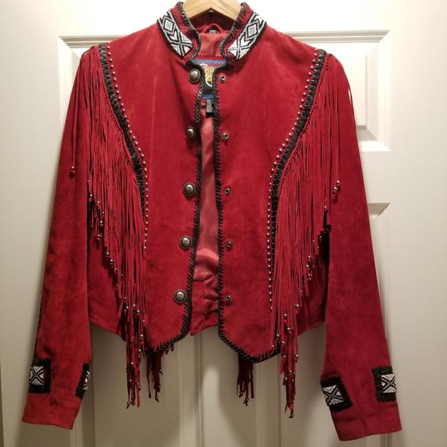 Cripple Creek Leather Jacket Image 2