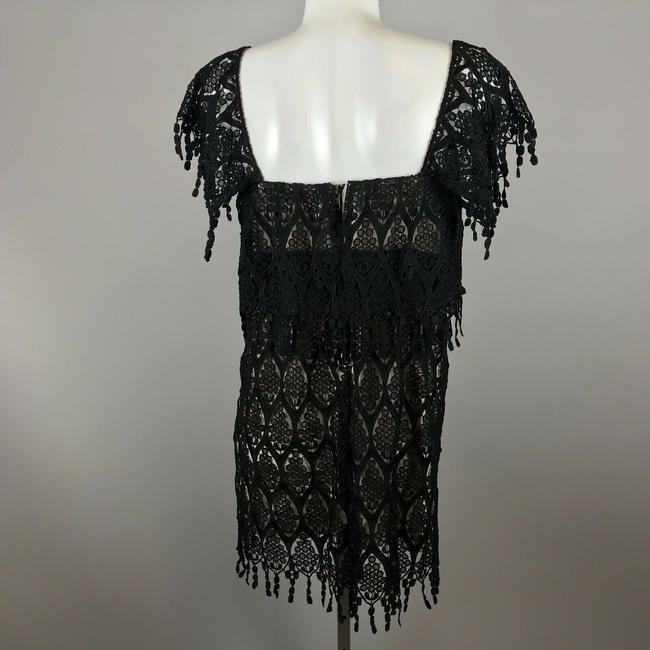 Stone Cold Fox short dress Black Lace Off Shoulder on Tradesy Image 1