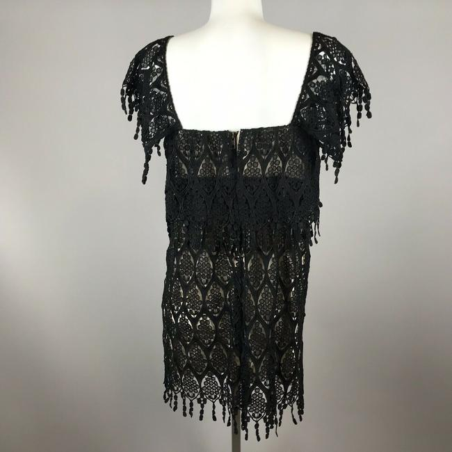 Stone Cold Fox short dress Black Lace Off Shoulder on Tradesy Image 2