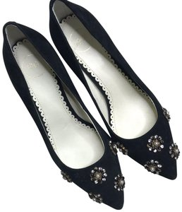 1901 Black Pumps