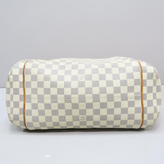 Louis Vuitton Lv Damier Azur Totally Gm Shoulder Bag Image 3