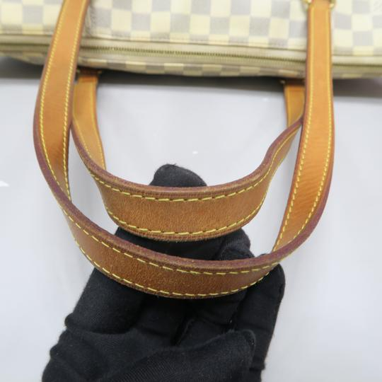 Louis Vuitton Lv Damier Azur Totally Gm Shoulder Bag Image 5