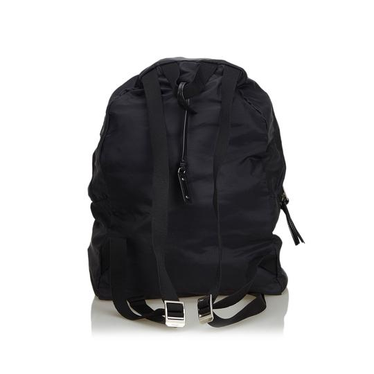 Saint Laurent 9eysbp001 Vintage Ysl Nylon Backpack Image 2