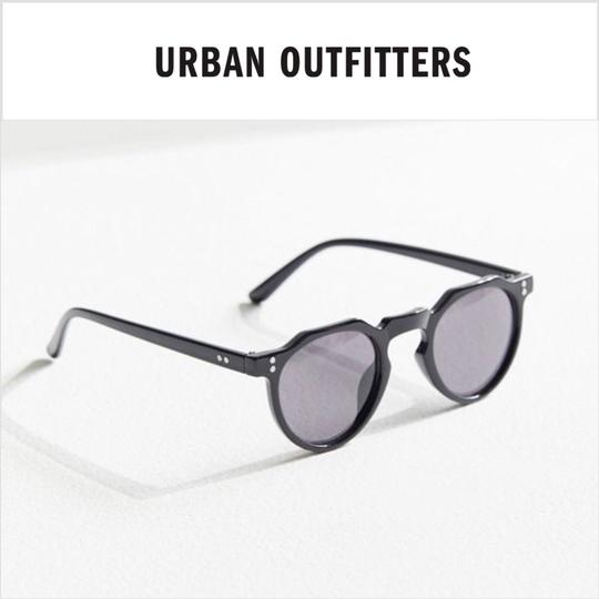 Urban Outfitters Black Ella Round Image 1