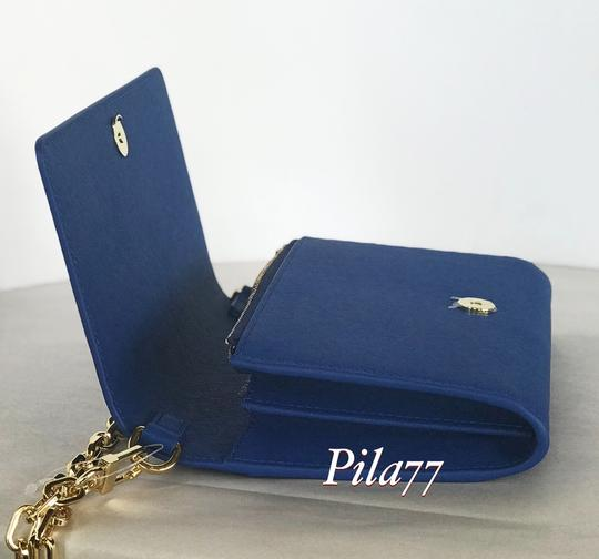Tory Burch Crossbody Wallet Clutch Summer Tote in blue Image 5