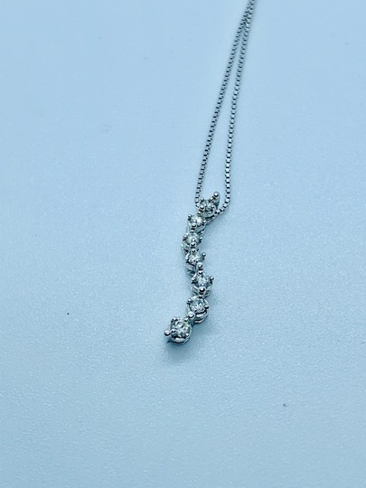 Kay Jewelers 10k Diamond Journey Necklace Image 1