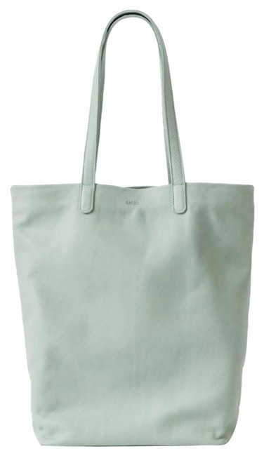 Item - Basic - In Sea Glass Leather Tote