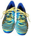 Asics blue, green, yellow Athletic Image 0
