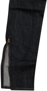 True Religion Zipperside Straight Leg Jeans