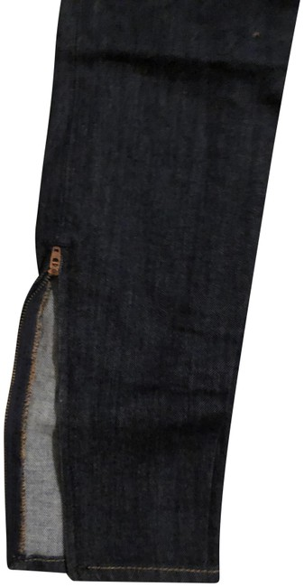 True Religion Zipperside Straight Leg Jeans Image 0