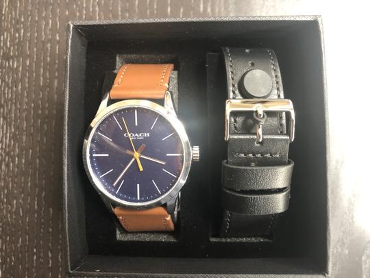 Coach Coach Men's Watch Baxter W1583 with interchangeable strap and Box Image 2