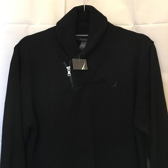 Nautica Cotton Half Zip Size Xl Extra Large New With Tags Sweater Image 1