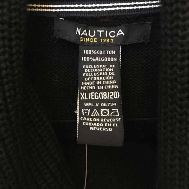 Nautica Cotton Half Zip Size Xl Extra Large New With Tags Sweater Image 2