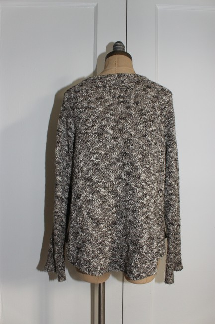 Eileen Fisher Marled Chunky Knit Sweater Image 2
