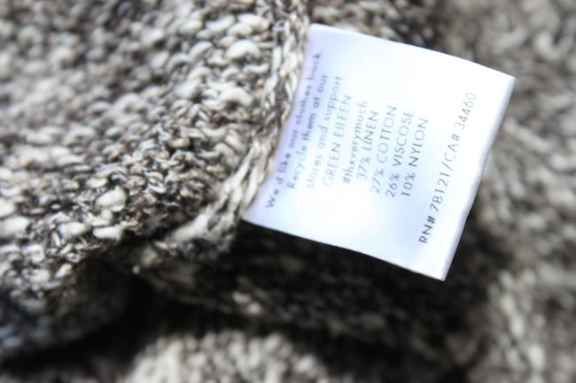 Eileen Fisher Marled Chunky Knit Sweater Image 3