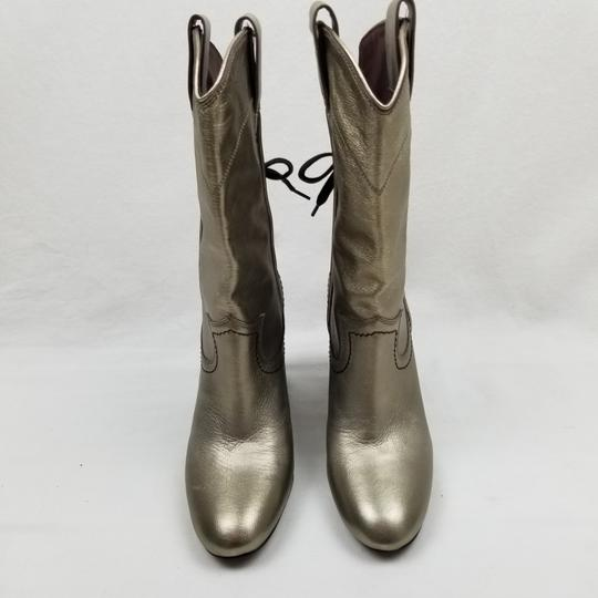 See by Chloé Gold Boots Image 2