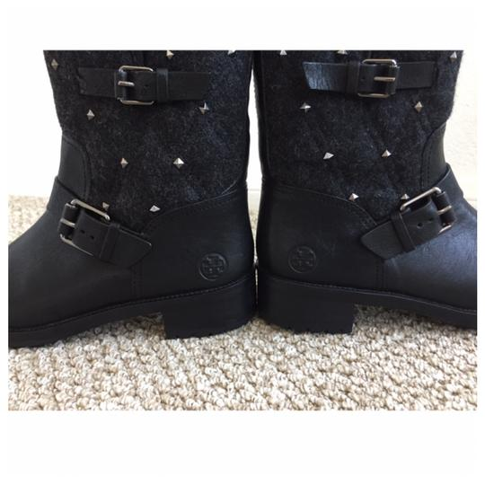 Tory Burch Black Boots Image 10