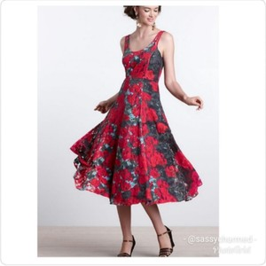 81e1437872ba2 Red Anthropologie Dresses - Up to 70% off a Tradesy