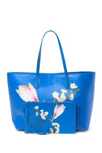 Ted Baker Tote in Bright Blue