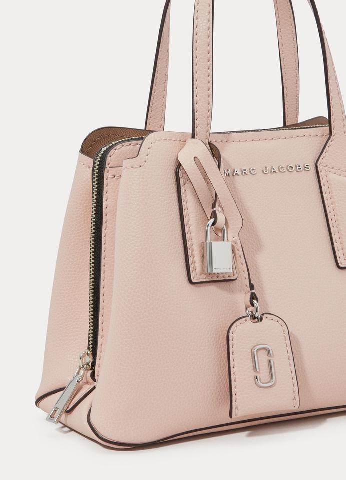 32ef5a0664b Marc Jacobs The Editor 29 Crossbody Pearl Pink Leather Tote - Tradesy