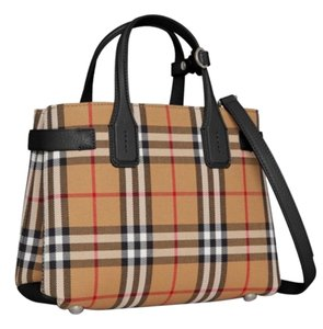 bbc2e7bd648 Burberry Banner Bag - Up to 70% off at Tradesy