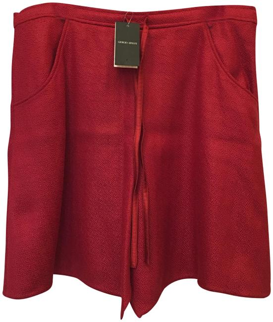 Item - Red S Shorts Size 4 (S, 27)