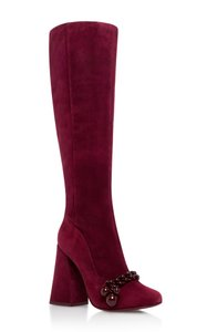 Tory Burch port Boots