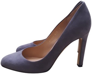 Salvatore Ferragamo Graphite grey Pumps