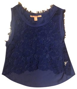 Rebellious One Top Midnight blue
