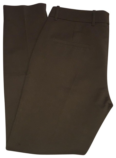 Item - Olive Green Leg Pants Size 4 (S, 27)