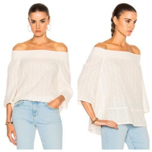 Current/Elliott Top Ivory