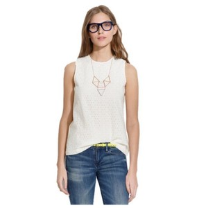 Madewell Top Ivory
