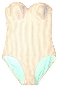 9545412192bf2 Women's Pink J.Crew One-Piece Bathing Suits - Up to 90% off at Tradesy