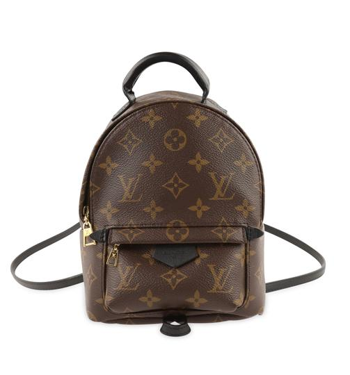 Preload https://img-static.tradesy.com/item/25437705/louis-vuitton-palm-springs-mini-monogram-brown-coated-canvas-backpack-0-2-540-540.jpg
