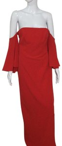 Red Maxi Dress by MILLY