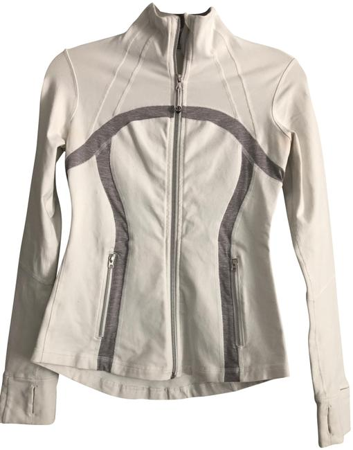 Item - White Forme Activewear Outerwear Size 4 (S)